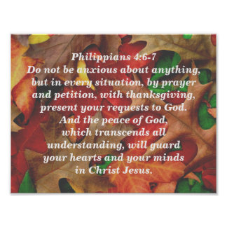 Poster 4:6 de Philippiens - 7