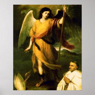 Poster Affiche A de Raphael Arkhangel de St