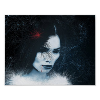 "Poster Affiche «beautiful Alien """