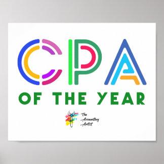 Poster Affiche de CPA - CPA de l'année