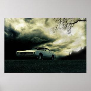 Poster Affiche de GS de Buick Riviera