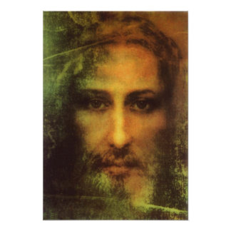 Poster Affiche de Jésus-Christ