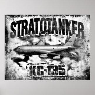 Poster Affiche de KC-135 Stratotanker