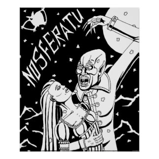 Poster Affiche de Nosferatu