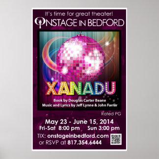 Poster Affiche de XANADU