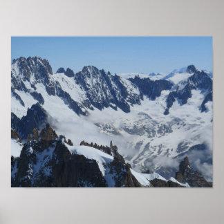 Poster Affiche française d'Alpes