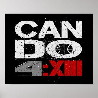 Poster Affiche (mate) du basket-ball #180