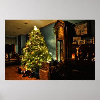 Poster Ah, arbre de Noël !