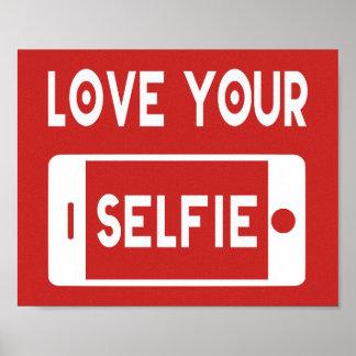 Poster Aimez votre Selfie