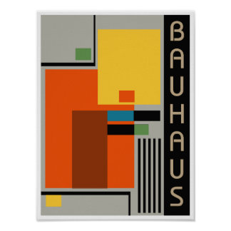 Poster Albers colore II