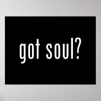 Poster âme obtenue ?