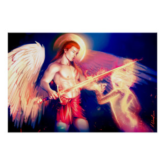 Poster Ange gardien