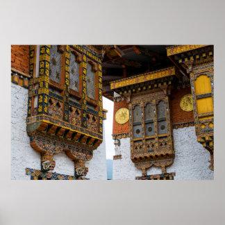 Poster Architecture de Dezong