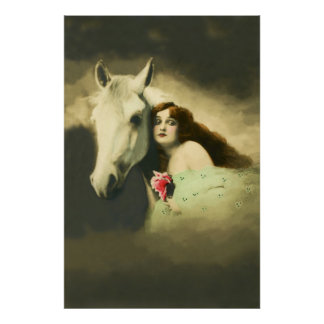 Poster Art équin européen 3 de photo