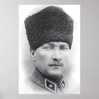 Poster Ataturk
