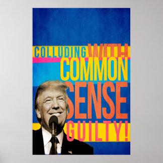 Poster Atout : S'entendre avec le bon sens