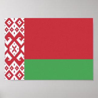 Poster belarus-flag.ai