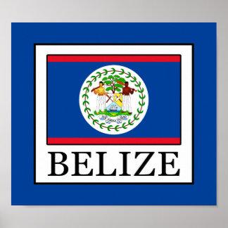 Poster Belize