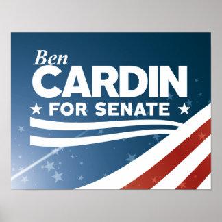 Poster Ben Cardin