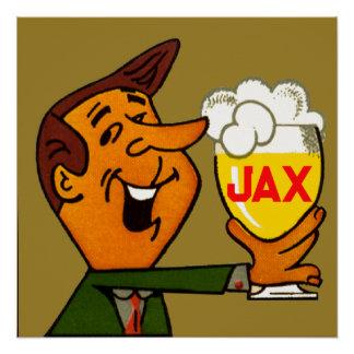 Poster Bière de Jax