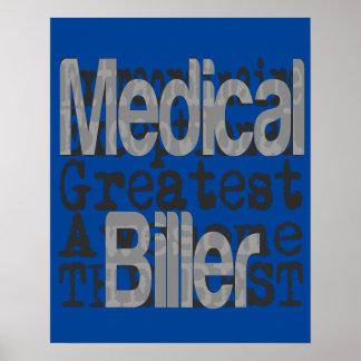 Poster Biller médical Extraordinaire