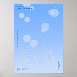 Poster Blé