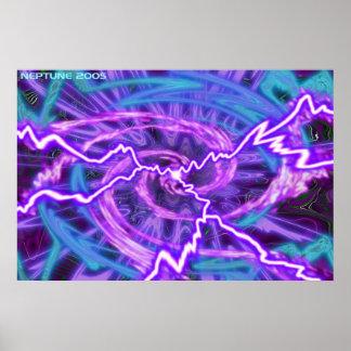 Poster Cannelure électrique 2005