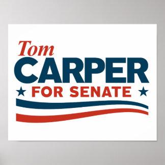 Poster Carper de Tom