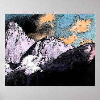 Poster Cgi Charles Meade ArtisticVegas de Denali