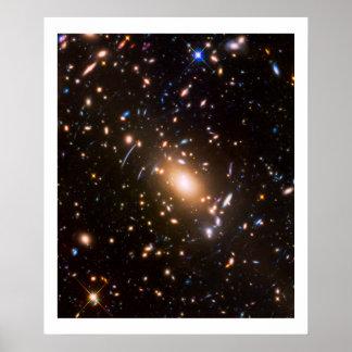 Poster Champs de frontière de Hubble
