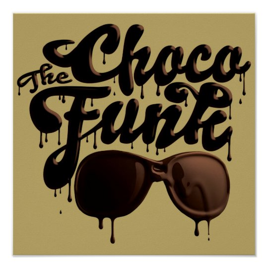 Poster Choco Funk