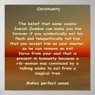 Poster christianisme