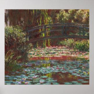 Poster Claude Monet