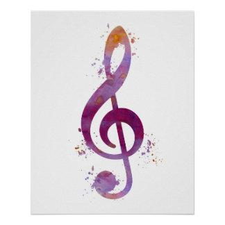 Poster Clef triple