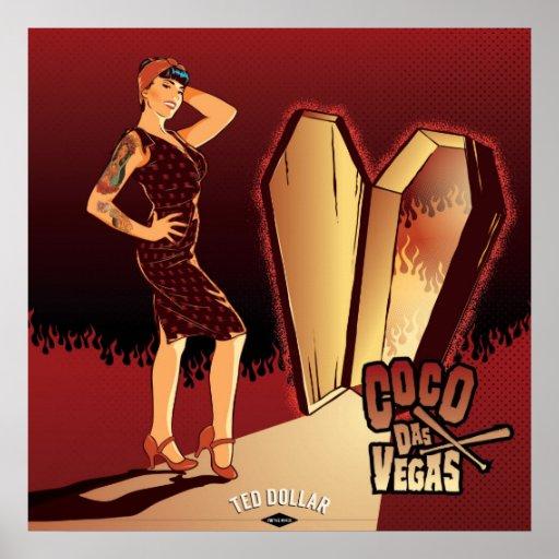 Poster Coco Das Vegas