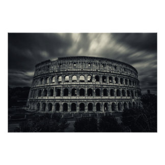 Poster Colosseum, Rome
