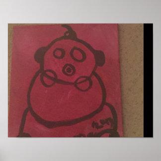 Poster Conception de joie de bébé !