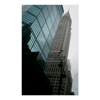 Poster Construction de Chrysler
