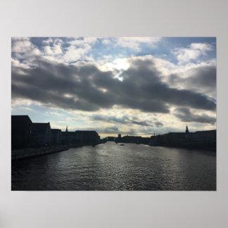 Poster Copenhague