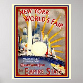Poster Copie 11 x 14 de Deco de l'Exposition universelle