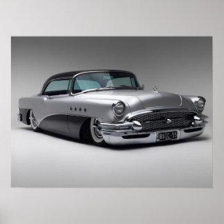 Poster Copie 1955 de Buick Roadmaster