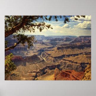 Poster Copie de canyon grand