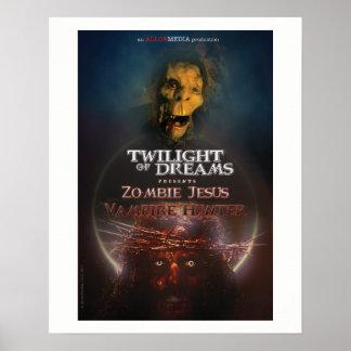Poster Crépuscule des rêves : Chasseur de vampire de