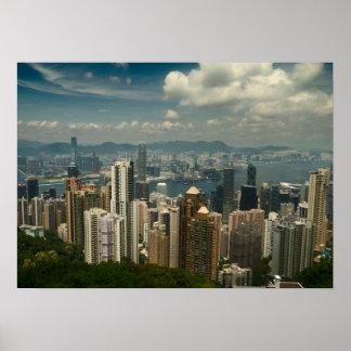 Poster Crête de Hong Kong Day