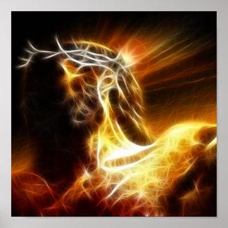 Poster Crucifixion 1 de Jésus