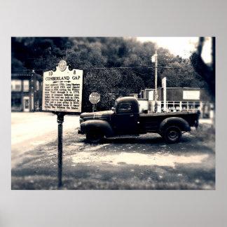 Poster Cumberland Gap