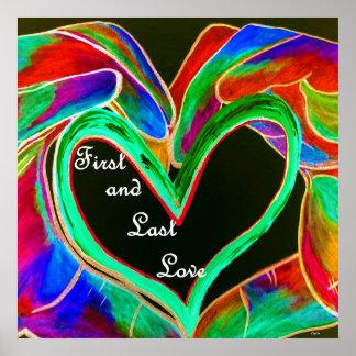 Poster D'abord et dernier amour
