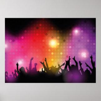 Poster Danse