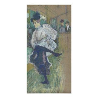 Poster Danse de Jane Avril par Henri De Toulouse-Lautrec