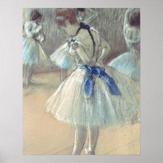 Poster Danseur d'Edgar Degas |